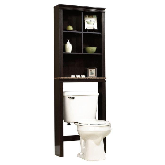 1000 ideas about over toilet storage on pinterest toilet storage bathroom cabinets over. Black Bedroom Furniture Sets. Home Design Ideas