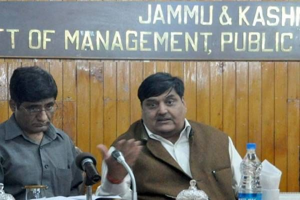 #Jammu #Kashmir BB Vyas appointed as new Chief Secretary of Jammu and Kashmir Details at - http://u4uvoice.com/?p=260486