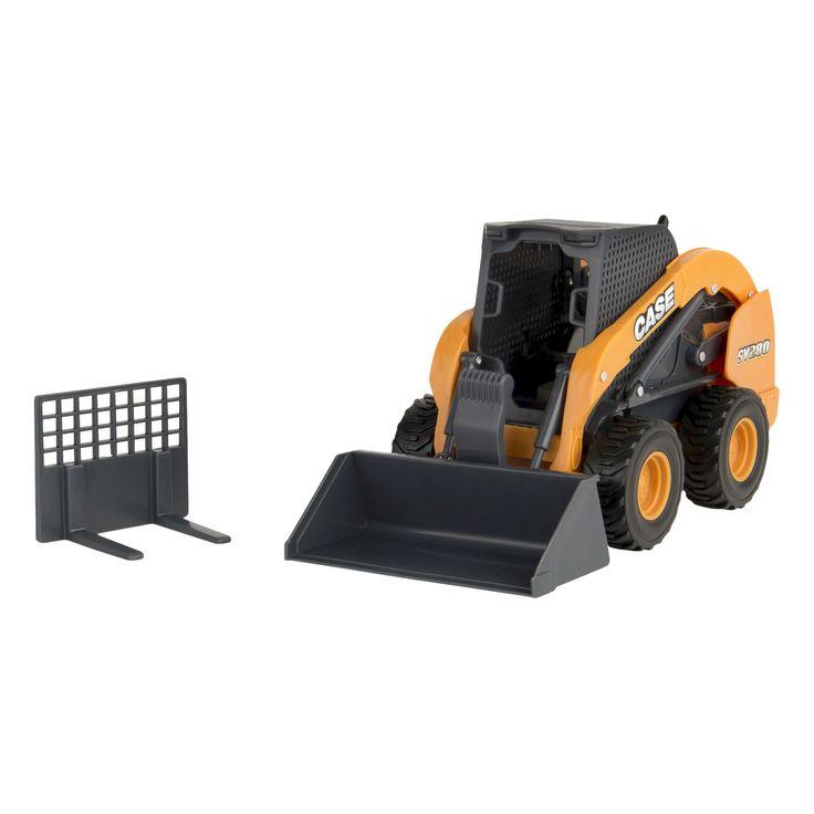 Ertl - Big Farm Scale Case SV280 Skid Steer Loader 1/6