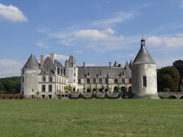 Château de La Motte à Sonzay - Loiret
