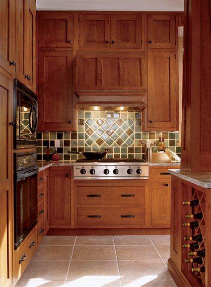 37 best Kitchens We Love images on Pinterest  Cottage