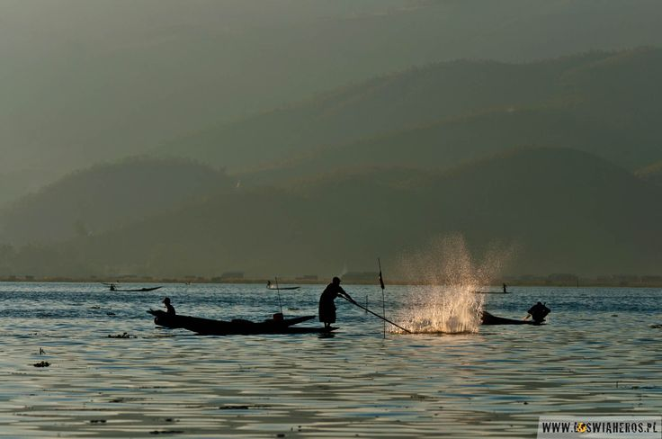 Inle Lake in Burma - stunning place and kind of must see fot everyone, even thought is getting more and more popular!