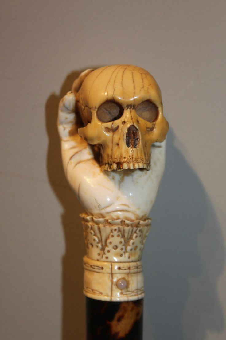 Walking Canes - Collection - Stein & Cedric Moermans Antiques / http://www.creativeboysclub.com/
