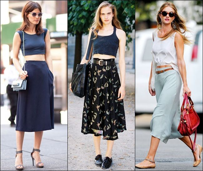 17 Best images about Trend board: Midi skirts on Pinterest ...