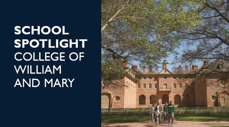 "Often called a ""public Ivy,"" the College of William and Mary is a public liberal arts college steeped in history. Learn more."