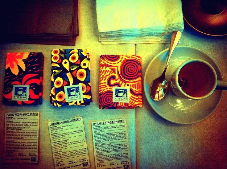 Tasting Caffè Giordano...@Identità Golose