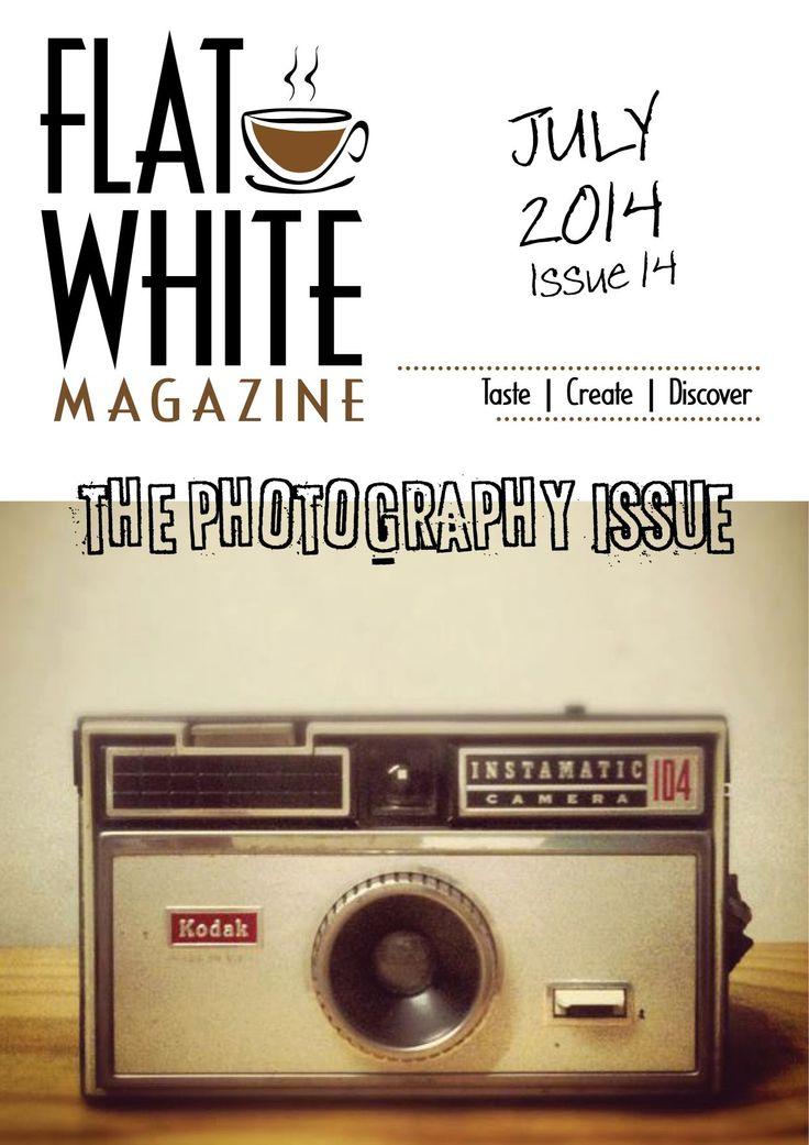 Flat White Magazine Issue 14 http://issuu.com/flatwhite/docs/fwmag14