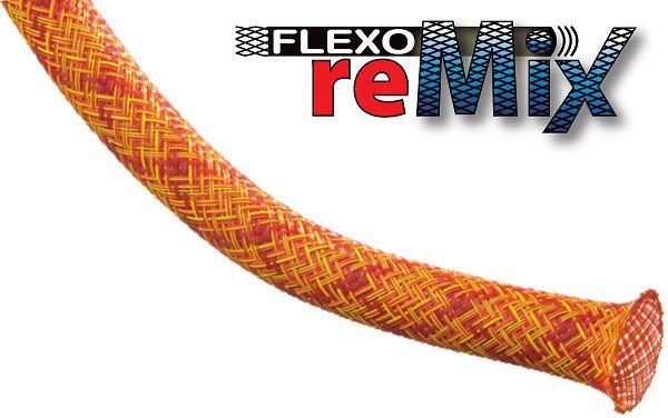 Flexo Pet ReMix : Techflex!, Flexibele sleeving - draad en kabel management