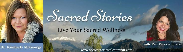 Sacred Stories Dr Kimberly McGeorge