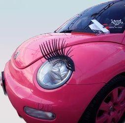 Eyelashes for Cars - Car Eyelashes - Car Lashes for Auto Headlights