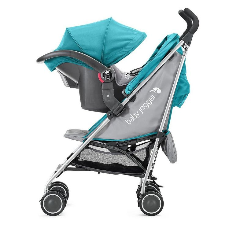 An all-in-one travel system for under $300 from Baby Jogger — One of our January Must-Haves