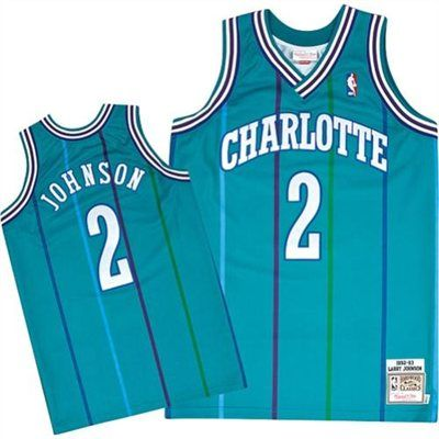 24e7a9dec ... release date charlotte hornets new jerseys charlotte hornets larry  johnson 1991 92 authentic jersey fansedge charlotte