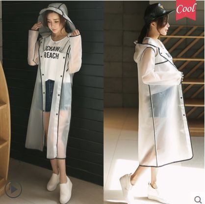 >> Click to Buy << Women Long Raincoat Men Rain Coat jas hujan wanita polymorph waterproof poncho capa de chuva menina abrigo impermeable mujer  #Affiliate