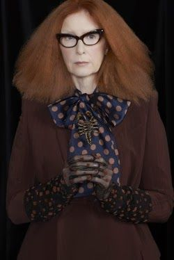 Frances Conroy as Myrtle Snow in American Horror Story Coven #ahs