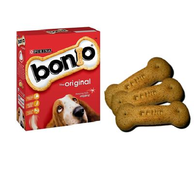 Win a box of Bonio dog treats