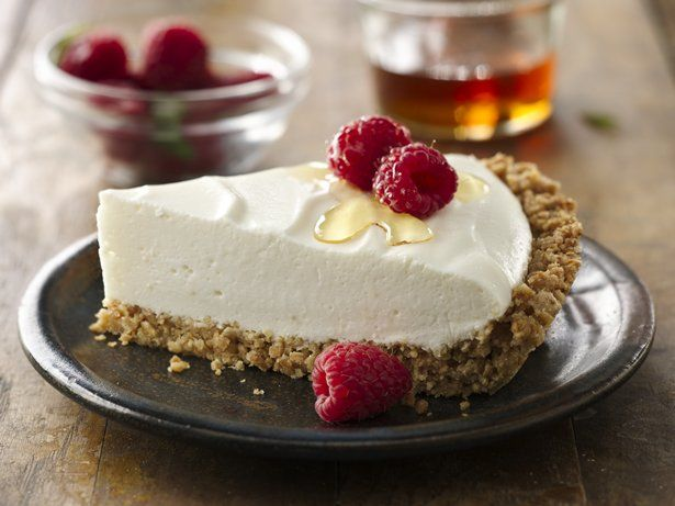 vanilla yogurt pie yogurt pie vanilla yogurt greek yogurt yogurt cups ...