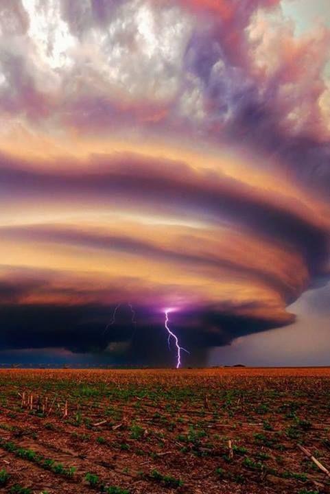neonstorm: P I C T U R E S of this U N I V E R S E Stormy sky (゜;)エエッ