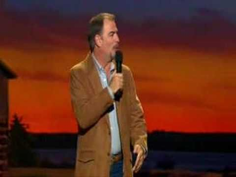 Bill Engvall Goes Deer Hunting