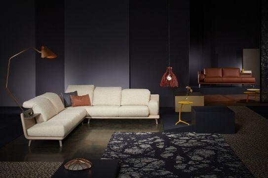 Woonstijl Modern & Design | Hoekbank Paleta | Leolux | #Eijerkamp #wooninspiratie #woontrends