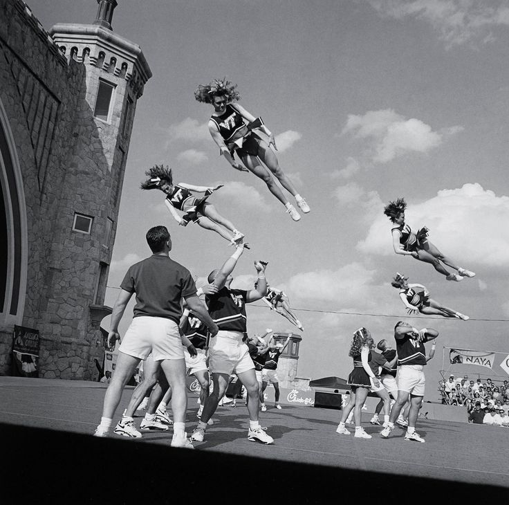 National Cheerleading Convention, Toby Old