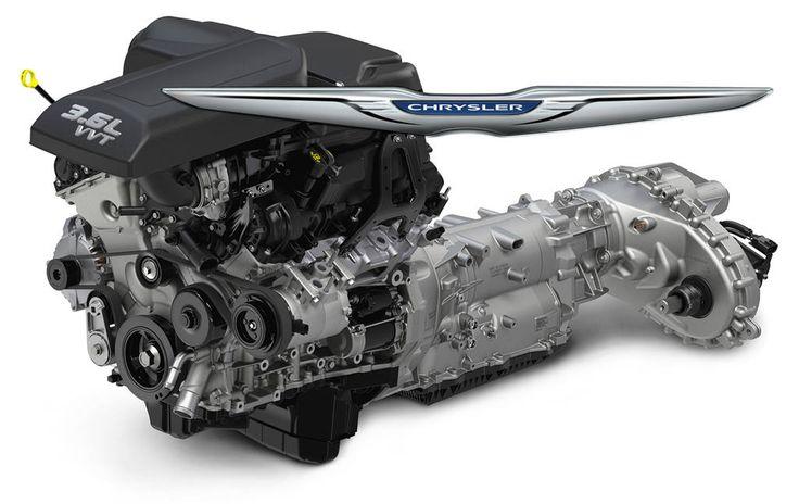 Motor pentastar v6 portada