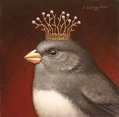Royal Junco by Steven Kenny (2006)