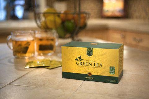 OG Organic Green Tea