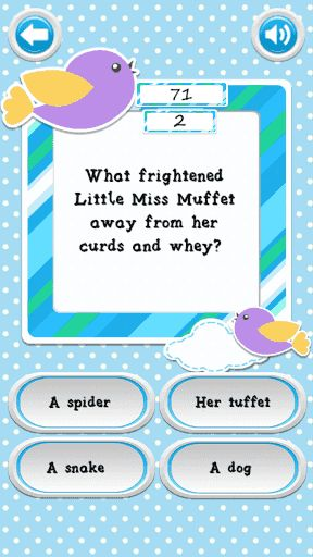 Kids Quizzes is an amazing compilation of challenging quizzes and tests aimed to check your kids' knowledge in different fields. Kids Quizzes consist of several quizzes about animals, simple science, nature and many others. Undergoing a test is one of the best educational activities to keep yourself occupied during long journey or exhausting queue. As long as Kids Quizzes don't require active Internet connection, they can simply become a good alternative to superficial entertaining gam...