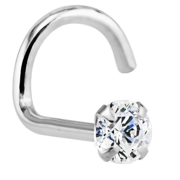 Pics Of Diamond Nose Rings