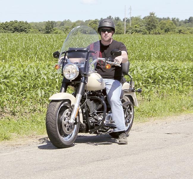 News focus: Unique Harley-rental program draws interest from bikers - News - Sturgis Journal - Sturgis, MI - Sturgis, MI