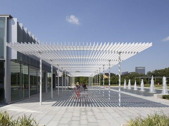 Bohlin Cywinski Jackson  Cherie Flores Garden Pavilion And The Mcgovern Centennial Gardens  New