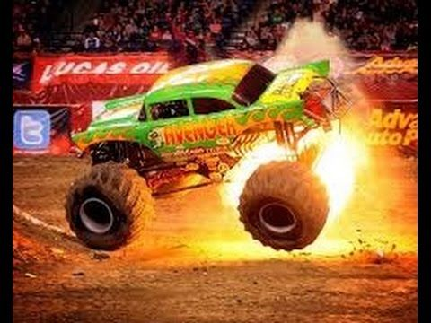 free online monster truck games no