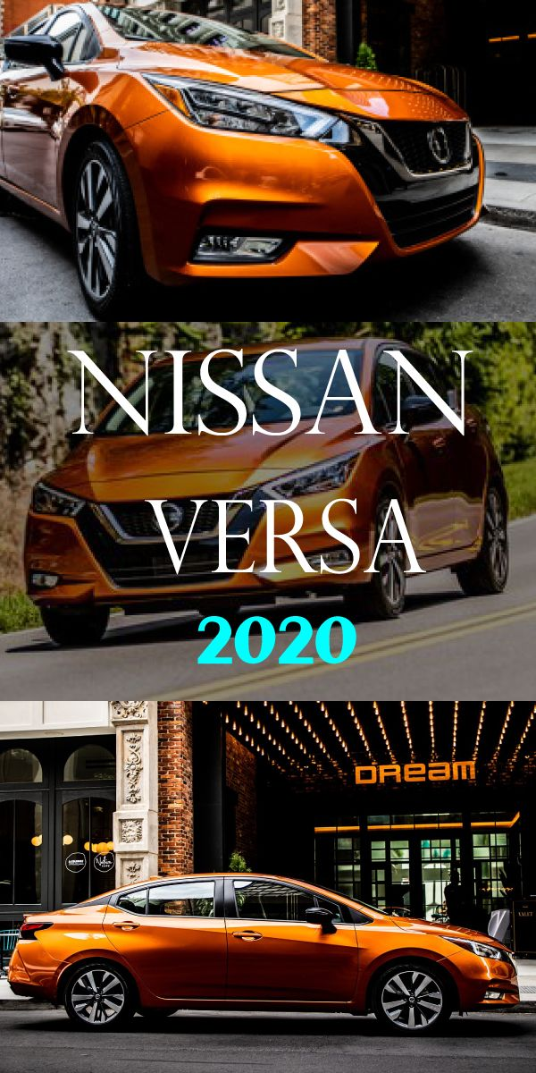 2020 Nissan Versa Features, Specs, Price Review In Detail