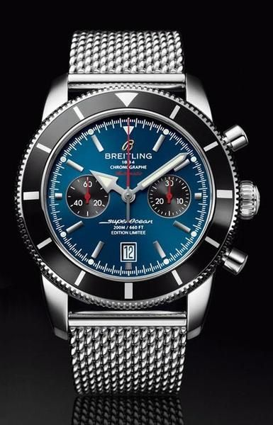Breitling- been there and done that, love it, always looking for next best thing, feelings of cutting edge technology, having the best of the best, conversation piece