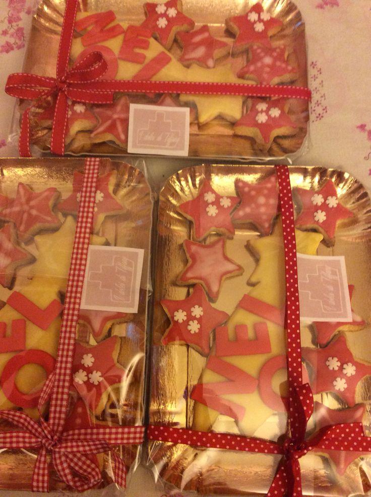 Biscotti natalizi Noel