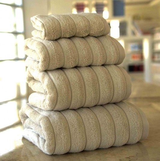 Ręcznik Microline Bej 90x150 cm