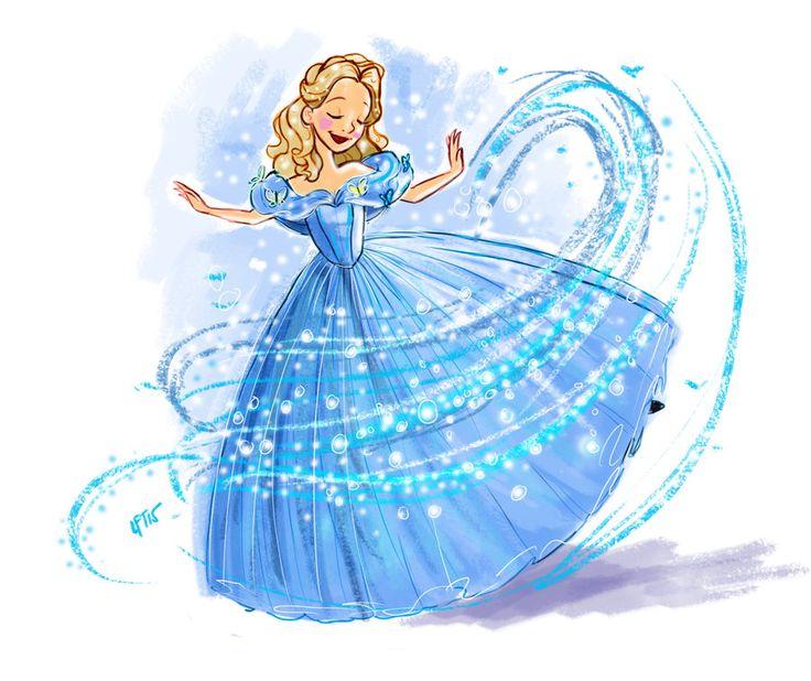 Cinderella by snoprincess on DeviantArt
