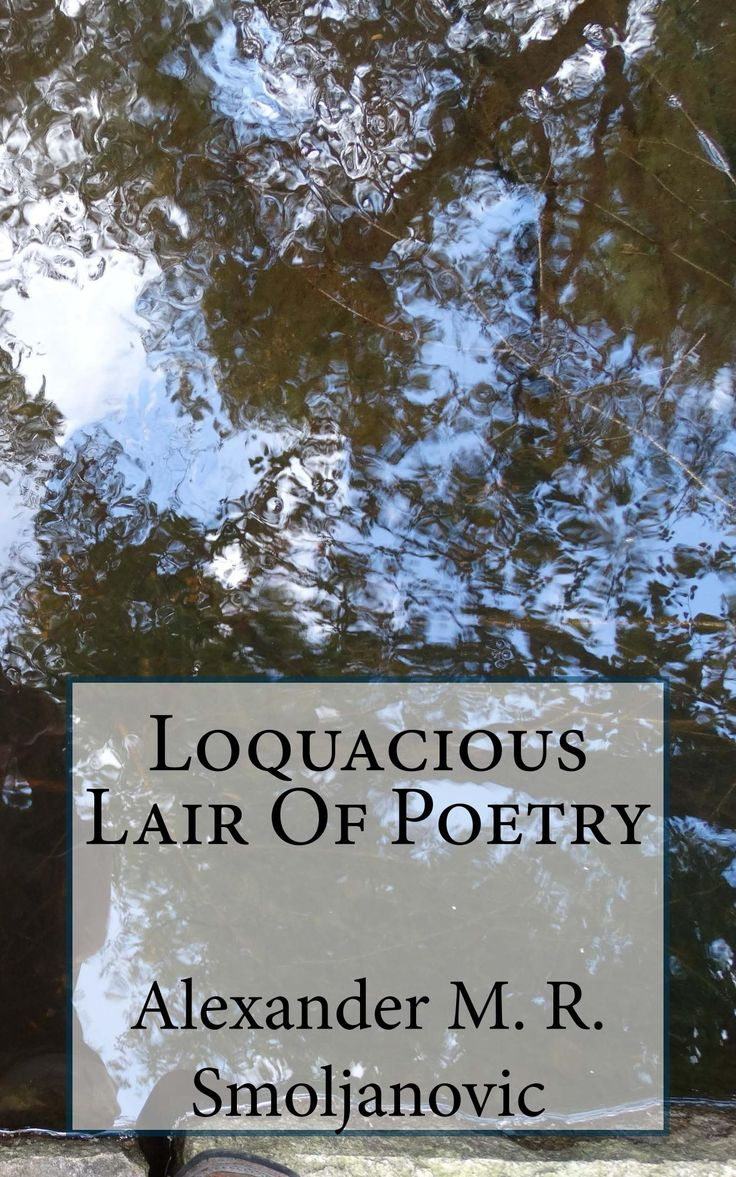 Loquacious Lair Of Poetry is a collection of new poetry and completes stories introduced in the first book