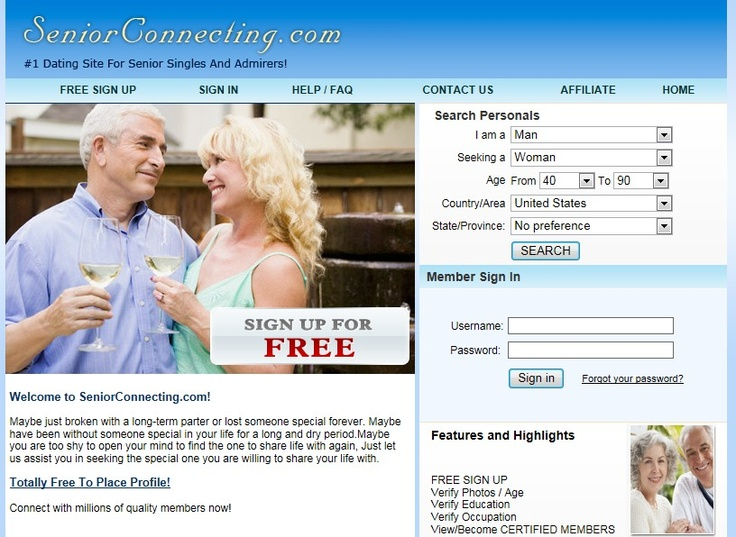 Best Senior Dating Sites 2019