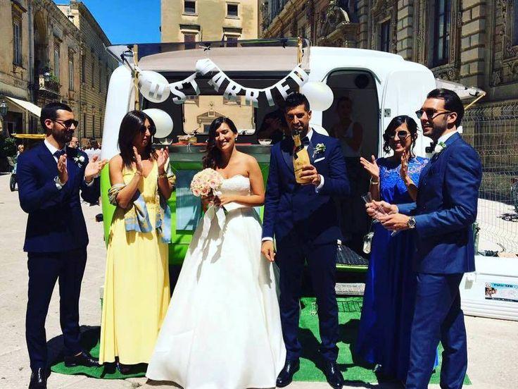 Novità matrimonio Lecce 2017 Kokopelli l'open bar dove vuoi tu