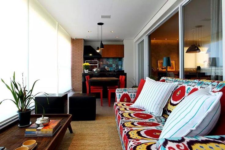 Nice closed balcony decor pinterest balconies and nice for Closed balcony