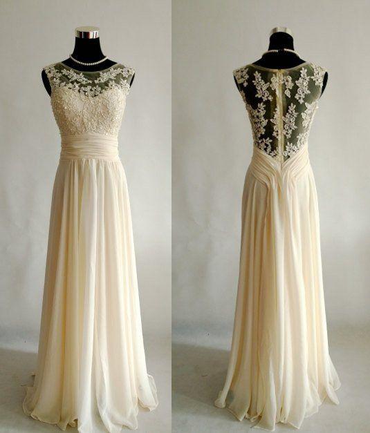 lace bridesmaid Dress,long bridesmaid Dress,bridesmaid prom dress,ivory bridesmaid dress,https://www.lovegown.com/products/lace-bridesmaid-dress-long-bridesmaid-dress-pd093