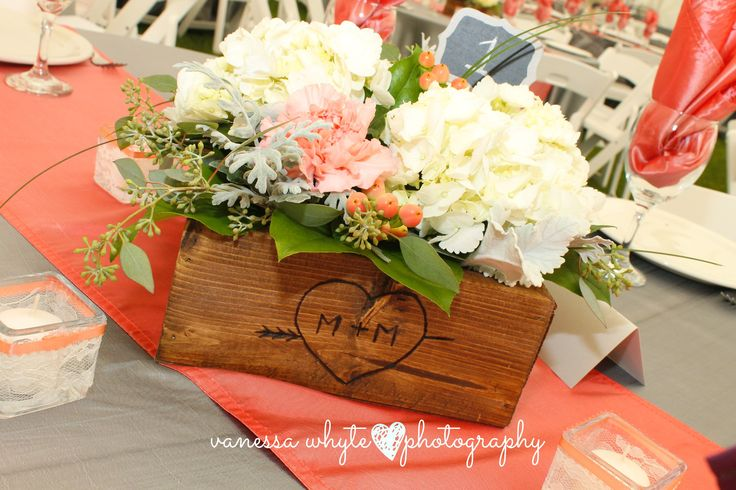Beautiful center pieces <3  #vanessawhytephotography