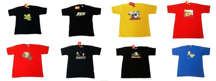 Trika The Simpsons a Peanuts, velikost 110-152