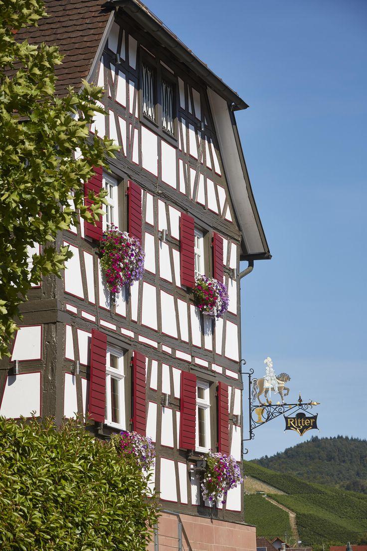 Aussenansicht - Hotel Ritter Durbach