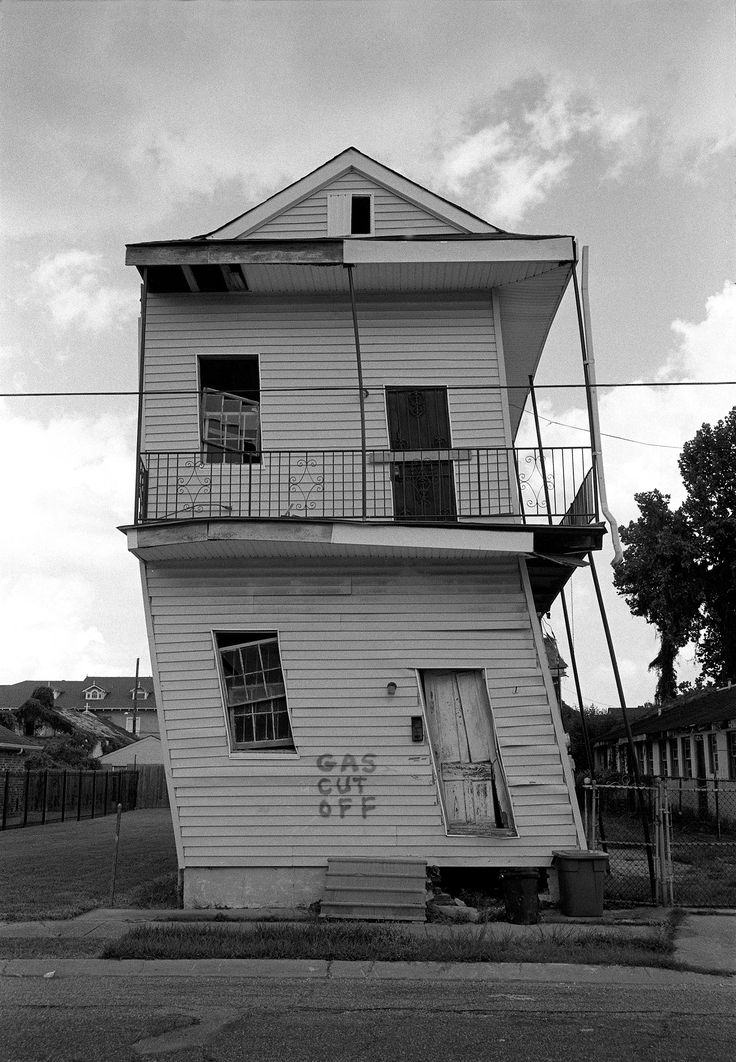 New Orleans: 10 years after hurricane Katrina – in pictures