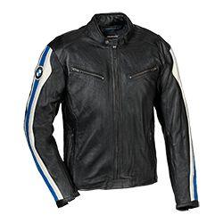 Club leather jacket