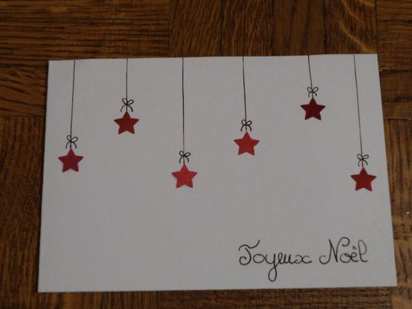 Etoiles de Noel http://camdreybricolent.canalblog.com