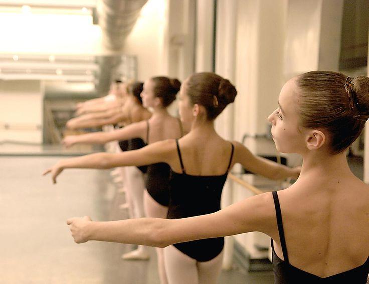 Baletti harrastuksena