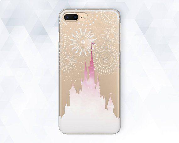 cheaper 34148 17b2f Disney castle case iPhone X case Note 8 phone case Galaxy phone case ...